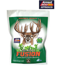 Whitetail Institute FUSION Seeds 1/2 ACRE Bag Deer Plot CLOVER + CHICORY MIX