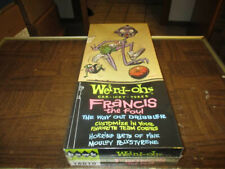 Weird-Ohs Francis The Foul Way Out Dribbler Hawk Model Kit # 16010 Sealed New