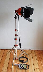 Video Foto Licht Leuchte - QuartzColor Ianebeam Mod. 3142 - 800 W