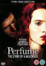 PERFUME THE STORY OF A MURDERER DVD Ben Whishaw Movie Film Original UK New R2