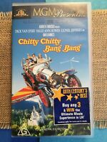 Chitty Chitty Bang Bang Classic Retro Collectable VHS Movie Tape family G