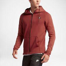 Men's Nike Sportswear Modern Hoodie 806681 674 SIZE 3XL Dark Cayenne