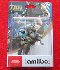 Link Reiter amiibo Figur, Legend of Zelda Breath of the Wild, Neu-OVP