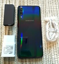 Samsung Galaxy A705U ( A70 ) - 128GB - Black - (Unlocked)! Good Condition!