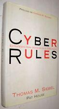 CYBER RULES - THOMAS M. SIEBEL