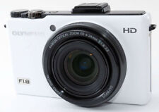 Olympus XZ-1 compact digital camera with original accessories *white