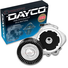 Dayco Drive Belt Pulley for 2008-2014 Lexus IS F - Tensioner Alternator Pump kl