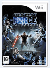 Wii & Wii U - Star Wars The Force Unleashed **New & Sealed** Official UK Stock