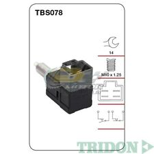 TRIDON STOP LIGHT SWITCH FOR Hyundai i30,i30cw 10-12 1.6L(D4FB)(Diesel)TBS078