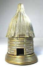 W. Avery & Son Beehive Skep NEEDLE CASE  RaRe ANTIQUE Original c1879