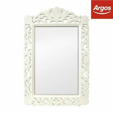 Unbranded Wooden Art Deco Style Decorative Mirrors