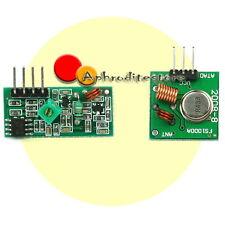 Coppia Moduli RF Trasmettitore Ricevitore 433MHz per Arduino MCU ASK