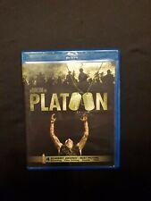 Platoon Blu Ray, Lot D1.