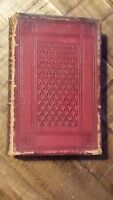 A BOOK OF THE PASSIONS, by G.P.R. JAMES, ESQ. w/16 Engravings, mid to late 1800s