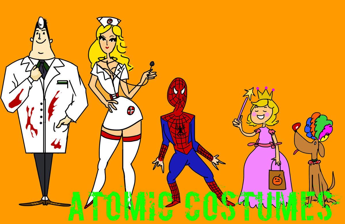 Atomic Costumes
