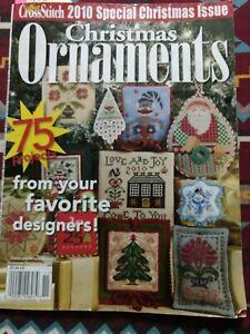 Just CrossStitch Magazine - Xmas Ornaments 2010