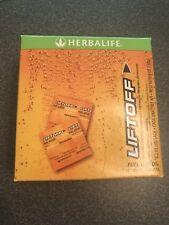 Herbalife Ignite Me Orange Liftoff 30 Pack New