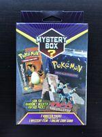 Pokemon Mystery Walmart Hanger Box Vintage Packs New Factory Sealed NEW