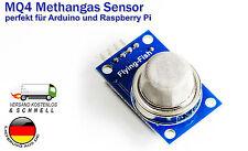 MQ-4 Methangas Erdgas Gas Sensor Modul Sensormodul für Arduino Raspberry Pi