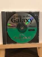 Used ~ Guide to the Galaxy Kids Science Fair COSMI Computer Software CD-ROM 2003
