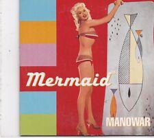 Mermaid-Manowar cd single