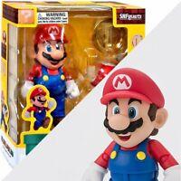Bandai Tamashii Nations S.H. Figuarts Super Mario Action Figure USA Seller