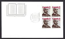 Canada  FDC  # 661    ALPHONSE  DESJARDINS     1975  ULpb  New Fresh Unaddressed