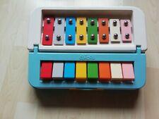 Chicco Spielzeug Xilopiano (Xylophon und Piano Klavier) für Kinder 2 - 6 Jahre