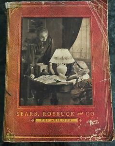 1930's SEARS, ROEBUCK and CO. CATALOG--PHILADELPHIA