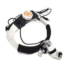 KD-202A-3 3W LED AC/DC Headlight For ENT/Dental/Veterinary/Micro Plastic KOLA