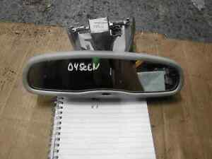 Renault Scenic + Megane 2003-2009 Rear View Mirror Auto Dimming 8200581875