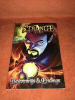 Marvel Comics - DOCTOR STRANGE: BEGINNINGS & ENDINGS TPB J. Michael Straczynski