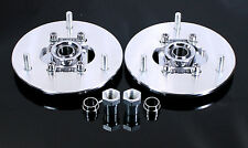 BMW E36 3 Series 318 320 323 325 M3 Billet Front Camber Plates Kit For Coilover