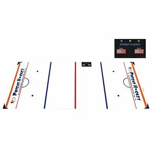 POTENT Superpower Shooting Pad,Ice Hockey,Roller Hockey,Training Aid