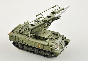 "Easy Model 1/72 East Germany SAM-6 ""KUB"" Plastic Finished Model #35109"