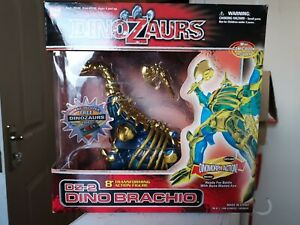 2000 Dinozaurs Series I Dino Brachio DZ-2 Knight Transformers BNISB new