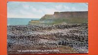 The Giants Causeway & Chimney Pots Early Postcard