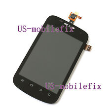 New Lcd Display Touch Screen Digitizer Part For ZTE T-Mobile Concord V768 Black
