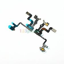 BRAND NEW LIGHT SENSOR PROXIMITY POWER FLEX CABLE FOR IPHONE 4S #F444