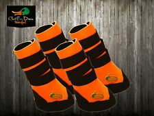 Avery Greenhead Gear Ghg Neoprene Dog Boots Boot Shoes Blaze Orange 2Xl
