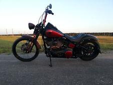 Harley-Davidson FXST Softail REAR FENDER CUSTOM  2006,2007,2008,  200mm tire