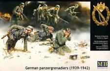 MB Masterbox German panzergenadiers 7 Deutsche Panzergrenadiere Bausatz 1:35 kit