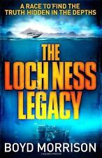 The Loch Ness Legacy, Morrison, Boyd, New Book