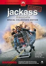 Jackass - The Movie (DVD, 2003) R4 PAL - NM - LN ........LOC5