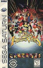 Fighting Vipers Sega Saturn 1996 NEW SEALED