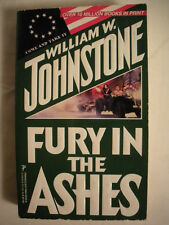 FURY IN THE ASHES Johnstone BEN RAINES Tri-State Rebels