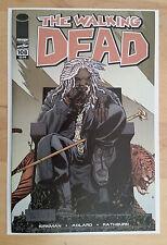 WALKING DEAD #108 1st appearance Ezekiel & Shiva 1st print