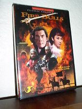 Fire Bulls starring Tang Pao Yun & Tin Yau (DVD, 2007,NEW)