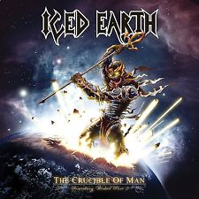 Iced Earth The Crucible Of Man (Something Wicked Part 2) CD NEW SEALED Metal