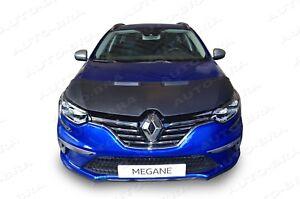 BONNET BRA for Renault Megane IV since 2016 STONEGUARD PROTECTOR TUNING